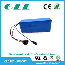 High capability and stability 10ah 12ah 15ah 18ah 20ah electric bike lithium battery 24V 12AH electric bike battery