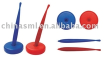 wholesale custom ball pen with stand stationery