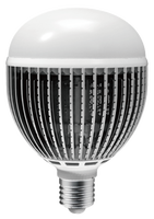 Nice apperance safety and stablity metal high lumen 20w led bulb light