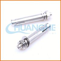 High quality low price on sale expansion anchor bolt for construction