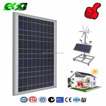 marine flexible solar panel 20W polycrystalline solar panel for LED