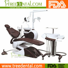 TR-S104 Luxury Mermaid Design Dental Chair Unit Handcart Type FDA & CE approved chinese dental unit