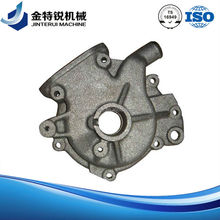 China aluminum injection die casting parts/die-casting aluminum cookware parts