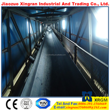 Fully Enclosed Fixed belt conveyor In Mining Industry