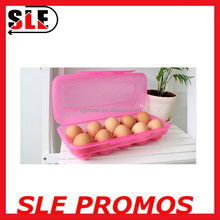Eco-Friendly High Quality Plastic 10 Eggs Tray,Daily Use&Household Egg Storage,New Product refrigerator Egg container