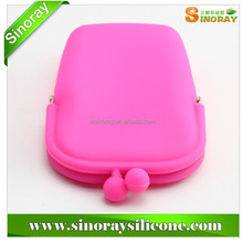 Wholesale In China silicone coin purse factory