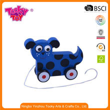 A-Long Puppy Pull Along Kids Toys Guangzhou