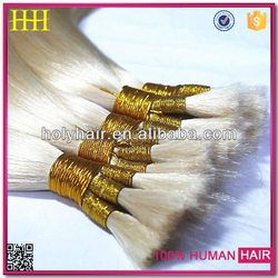 Accept paypal large fresh stocks cheap virgin brazilian hair bulk 30inch