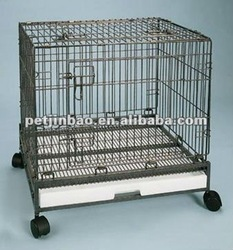 Deluxe the fold type dog cage WJ-JB-6001