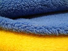 Polyester Sherpa, Sherpa Fleece, Fleece Fabric