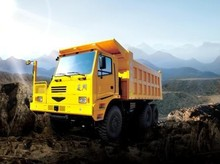 90t off-road wide Dump Truck