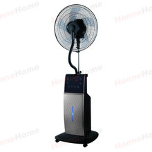 Humidifier mist fan / water cooling mist fans/stand water mister