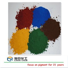 Iron Oxide factory fe3o4 and iron oxide black 722 for concrete asphalt paint paste