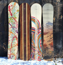 Wholesale snowboard manufacturer china