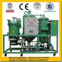 Fason used lubrication oil purification system with CE/ISO