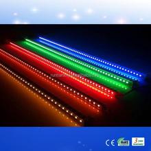 double-sided illumination led rigid strip 5050, 12vrigid LED strip Light Bar module Shenzhen/Shanghai port or other port