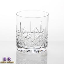 Cut Crystal Whiskey Glass