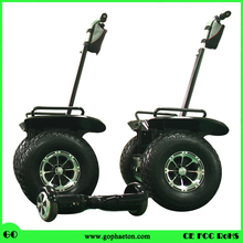 Two wheels self balance Personal transport stand up motor electric vehicles