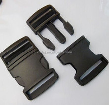 High quality 38mm(1.5'')quick release plastic buckle for sale
