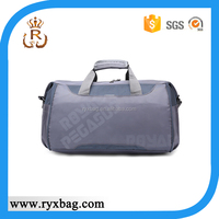 2015 custom athletic polyester sport duffel travel bag made in China