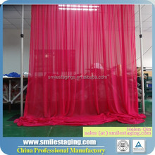Wholesale pipe and drape, exhibition stands mehndi stage decoration