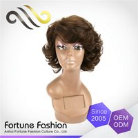 Modern Highest Quality Oem Colour Lace Used Short Wigs Remy Hair A For Sale