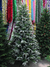 hot selling artificial snow christmas tree