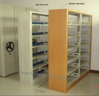 Used Library Shelving/Double Sided Commerical Shelving