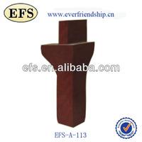 unique solid wood furniture sofa leg(EFS-A-113)