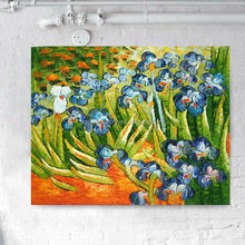 Oil Paintings by Monet, Van Gogh, Klimt, Renoir, and more Reproduction