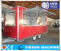 mobile ice cream truck mobile catering van ice cream vending carts