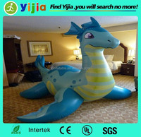Attractive giant inflatable dragon for advertising