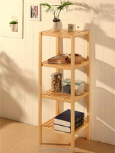 BA-4040 Morden Fashion Garden Shelf Japanese Bamboo Furniture