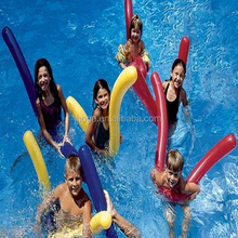 EN 71 PVC inflatable swimming pool noodles