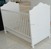 solid wood baby cot baby bed baby crib toddler bed