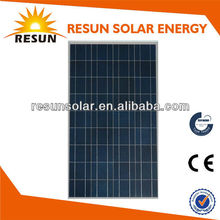 36 solar cells 18v 130w Poly Solar Panel with CE/TUV/IEC certificate cheap price