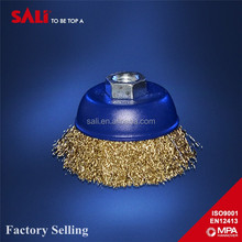 Yongkang cup brushes,crimped wire