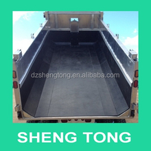 uhmw material polyethylene truck bed liner
