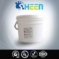 Low Water Absorption And Good Thermal Machine Components Epoxy Resin Glue For Cob Bonding