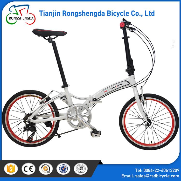 China celebra por 20 pulgadas bicicleta plegable de fibra de carbono y STEM/al por mayor bicicleta plegable de buena