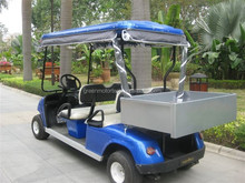 2 seats electric motor for golf cart