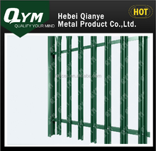 Palisade fence / Steel Palisade Fencing System