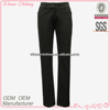factory outlet polyester/spandex formal/office slim fit trousers with high waist
