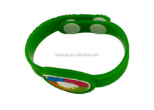 adjustable silicone wristband RFID NFC