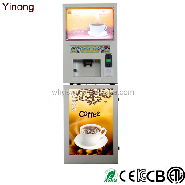 New Coffee Maker Design : New design coffee maker automatic coffee machine with coin operated LCD dispaly