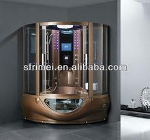 sala de baño muebles de sala de sauna de vapor de vapor sala de sala de sauna de vapor acrílico sala del generador de vapor
