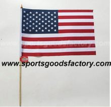 Wholesale cheap custom made promotional flag pen