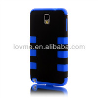 Shock proof case for samsung galaxy note 3