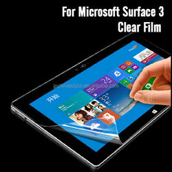 Alibaba express new products HD clear screen protector for microsoft surface 3 screen protector