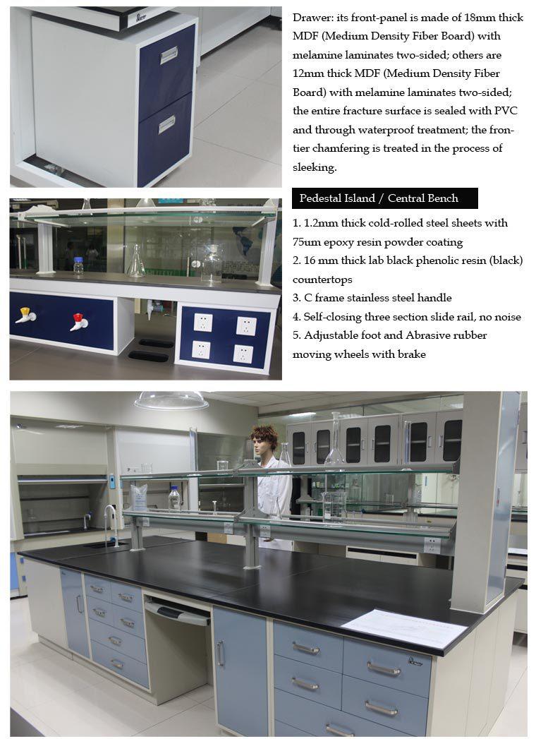 Beste fabriek!!! kwaliteit gurantee centrale werktafel taal lab ...